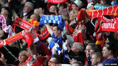 Live Streaming Liverpool vs Everton  21.15 WIB