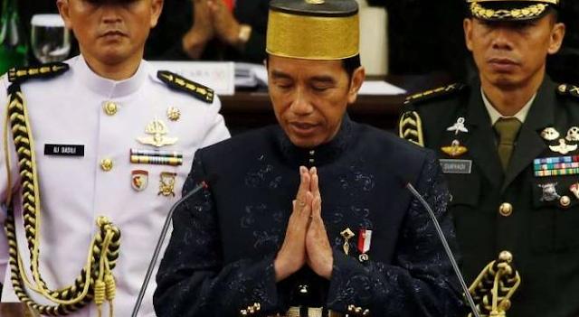Tifatul Doakan Jokowi Gemuk di Sidang Tahunan MPR, Politisi PDIP Kecewa