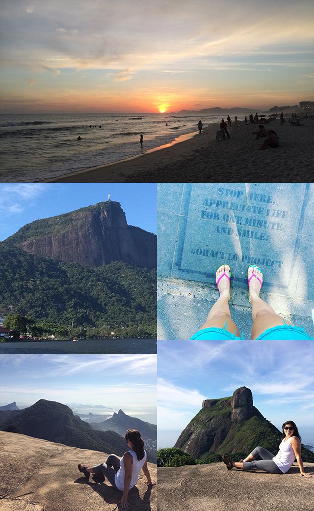 Praia da Reserva / Lagoa / Pedra Bonita