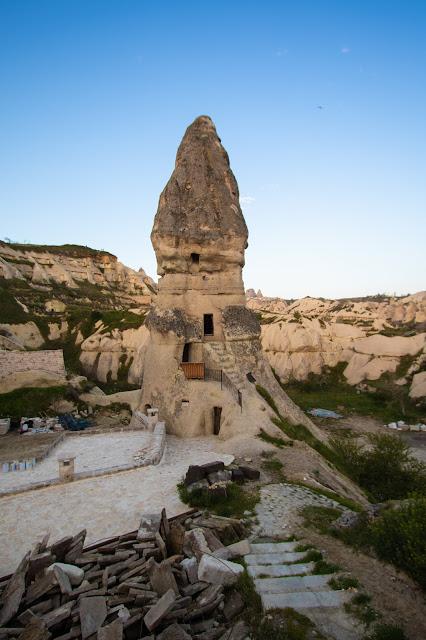 Camino delle fate, Goreme-Cappadocia