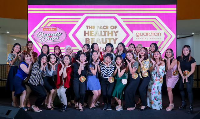 [Event] The Face of Healthy Beauty by Guardian Malaysia Semi-Final in Kota Kinabalu