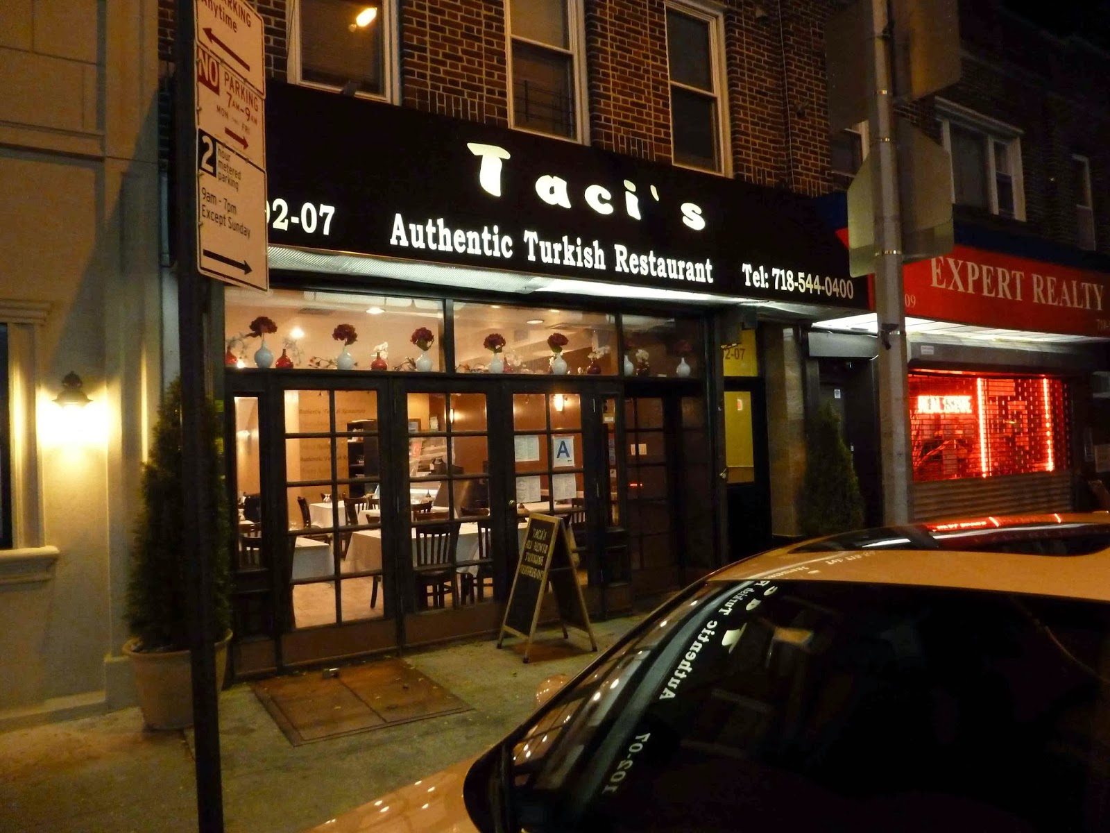 Taci S Authentic Turkish Restaurant Forest Hills Ny