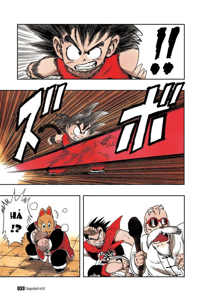 Dragon Ball chap 106 trang 14