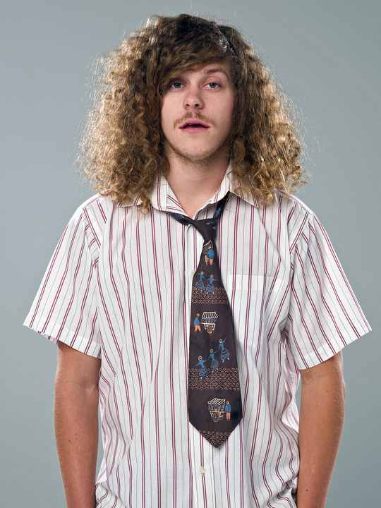 Blake Anderson Hair   Blake Workaholics Hair