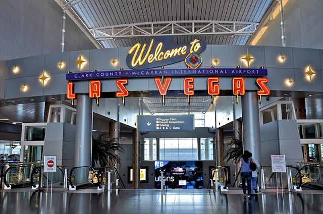 Dicas de Las Vegas: Transfer do Aeroporto de Las Vegas até o hotel