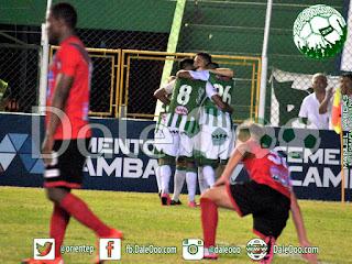 Oriente Petrolero - Festejo gol de Jose Ali Meza - DaleOoo.com sitio página web Club Oriente Petrolero