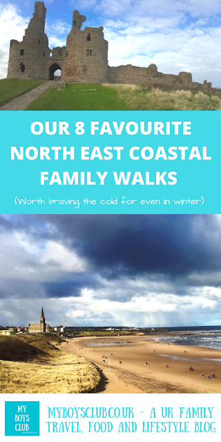 8 Favourite North East Coastal Family Walks durham northumberland