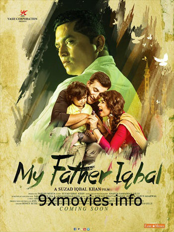 My Father Iqbal 2016 Hindi 720p WEBRip 950mb