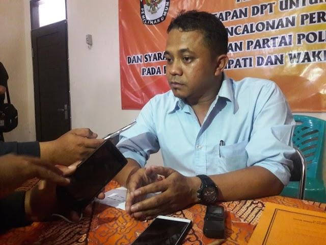 Ketua KPUD dan Ketua Panwaslu Garut  Kena Operasi Tangkap Tangan Satuan Tugas Anti Money Politic Bareskrim Polri bersama Satgasda Jabar.