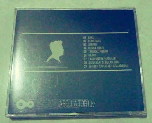 Album Minggu #13 - Tulus & 'GAJAH'