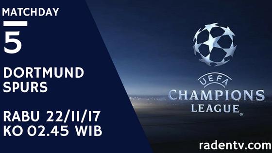 Dortmund vs Spurs