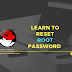 How to reset or change lost root password in RHEL / CentOS 7