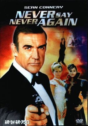 Movie Critic Never Say Never Again