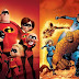 Pixar knows how to handle family dynamics and emotions which is why the Incredibles is better than any Fantastic Four movie.