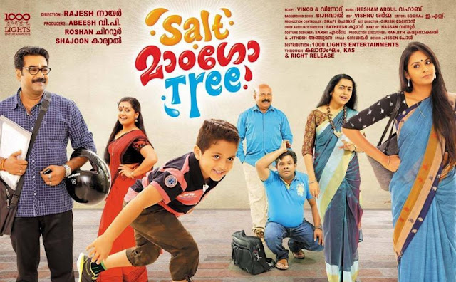 Salt Mango Tree (2015): Kattummel Anjaaru Song lyrics