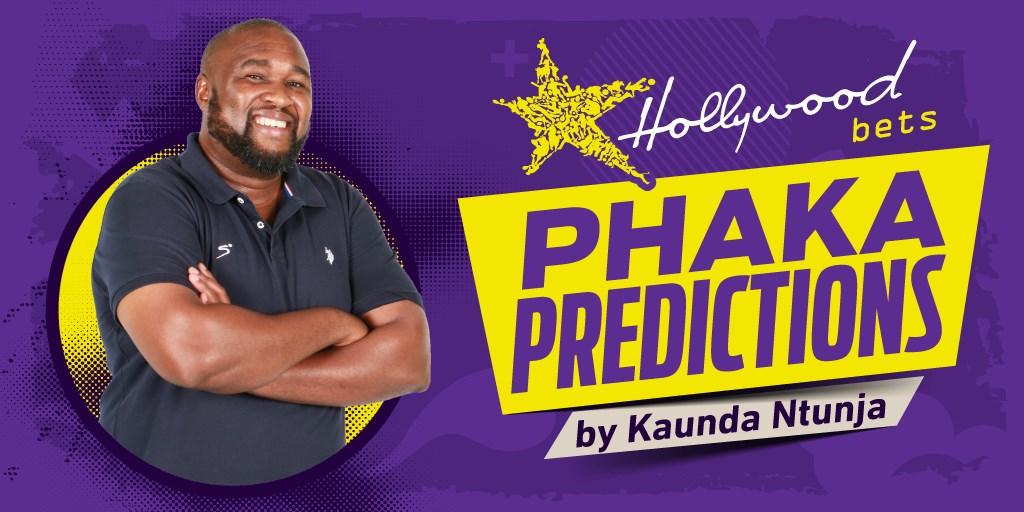 Phaka Predictions - Kaunda Ntunja - Hollywoodbets