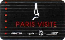 paris bus pass
