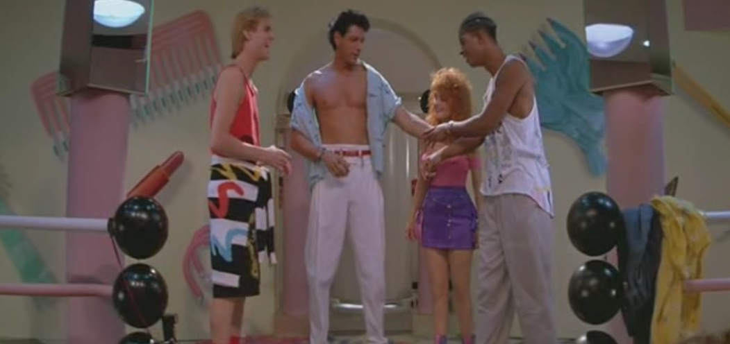 Style Hunks Jeff Goldblum Jim Carrey Amp Damon Wayans