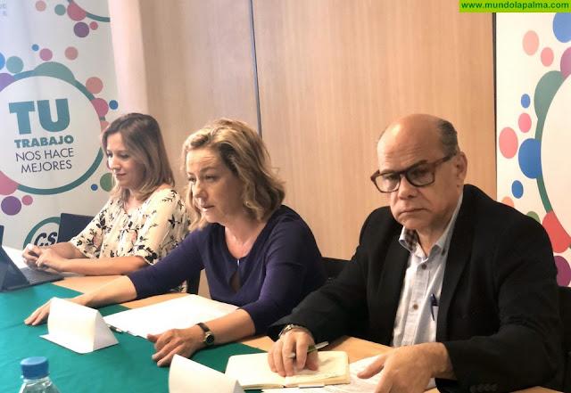 """Los nacionalistas canarios aseguran que su voto en Madrid """"servirá para consolidar los derechos de los trabajadores públicos"""""""
