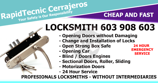 Locksmith Orejo, Cantabria 603 908 603
