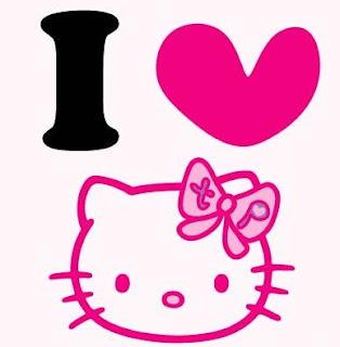 Gambar I Love Hello Kitty 8
