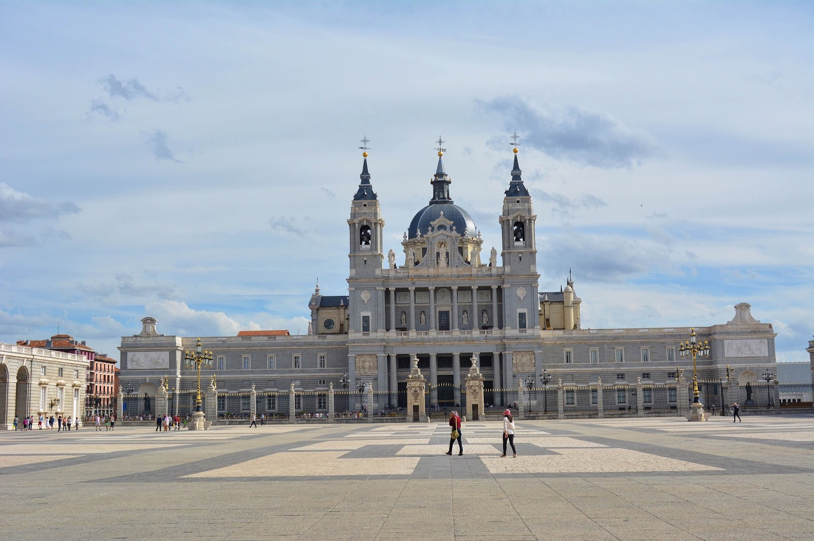 Travel, Books, Food - Planning A EuroTrip From India - Madrid,Spain