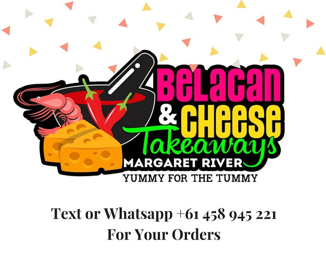 Belacan & Cheese Takeaways