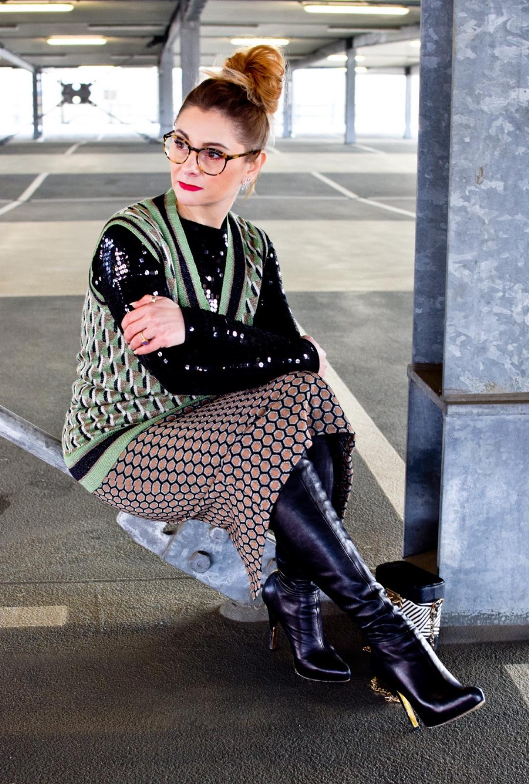 Mustermix Extrem, wie kombiniere ich Muster? Modeblog