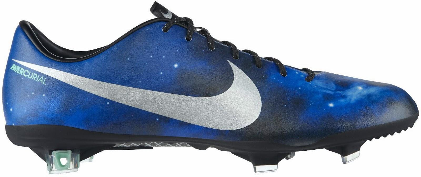 Nike CR7 Mercurial Vapor 9 Galaxy Ronaldo Edition
