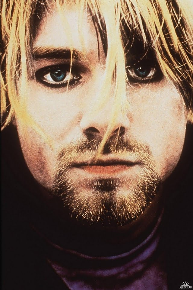 Fall Mobile Wallpapers Iphone Wallpapers Pictures Kurt Cobain