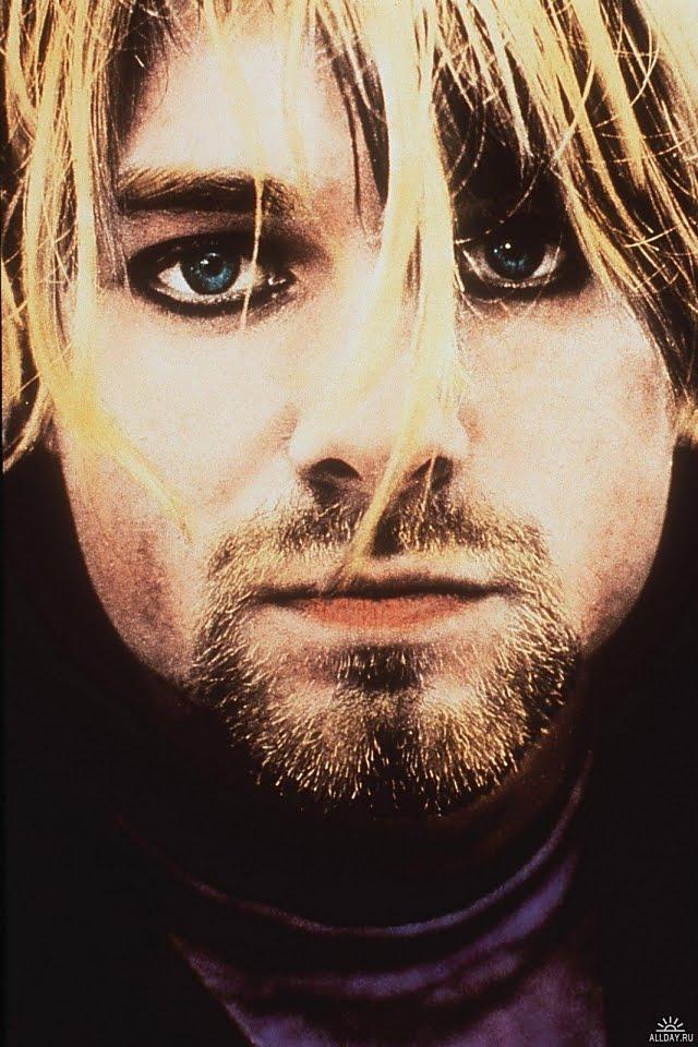 Fall Wallpaper Iphone 7 Iphone Wallpapers Pictures Kurt Cobain