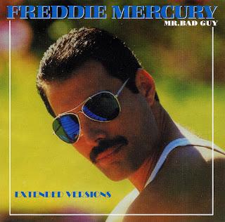 Freddie Mercury - Mr. Bad Guy (Extended Version)