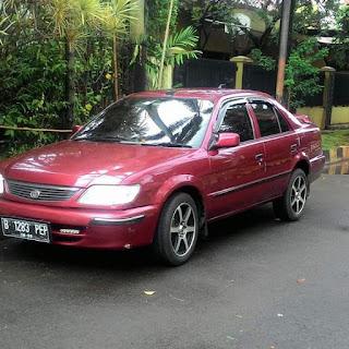Dijual: Toyota Soluna GLi up 2001  081290461055