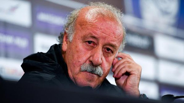 Del Bosque Komentari Masa Depan CR7 dan Morata di Madrid