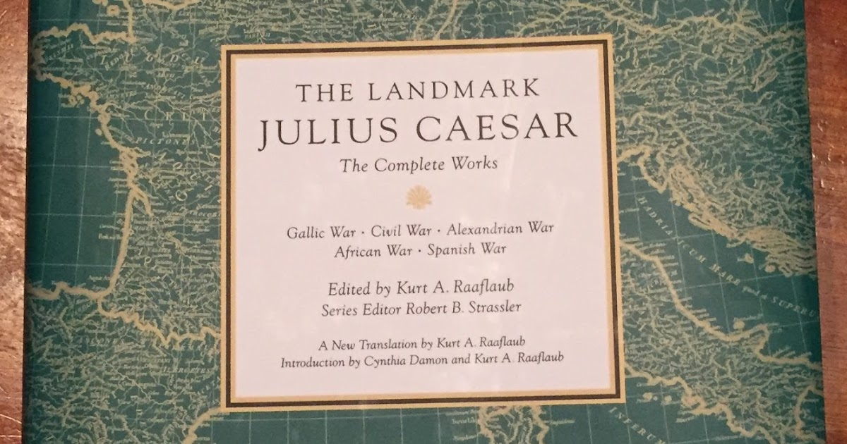 A common reader available now the landmark julius caesar fandeluxe Choice Image