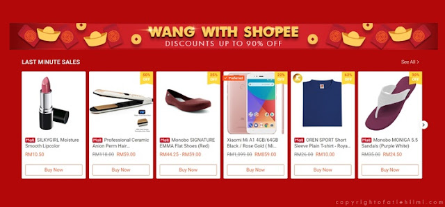 Kempen Wang Bersama Shopee