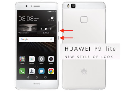 come salvare screenshot huawei p9 lite
