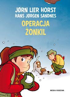 """""""Operacja Żonkil"""" Jørn Lier Horst - recenzja"""