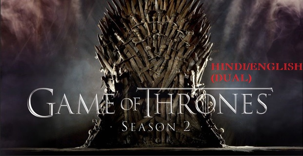 game of thrones season 2 subtitles english