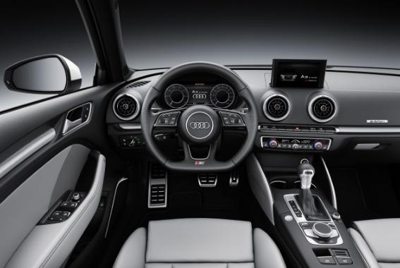 2017 Audi A3 e-tron Sportback Plug-In Hybrid Review