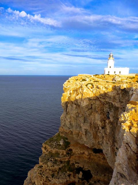 Menorca, Faro de Cavallería