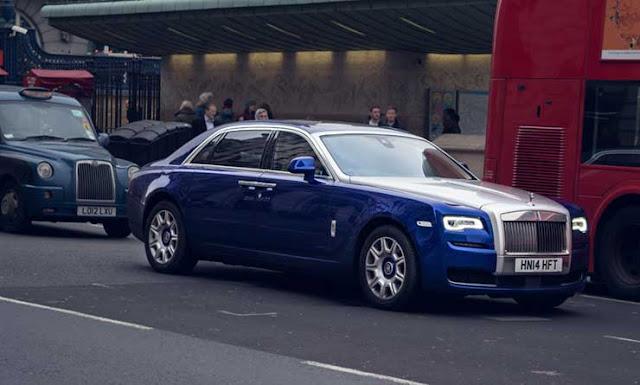 Rolls Royce,Auto Show