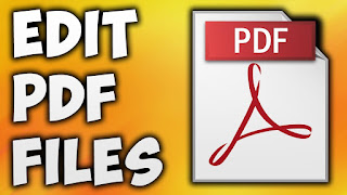 How to Edit PDF Files without Adobe Acrobat | Edit PDF Files online