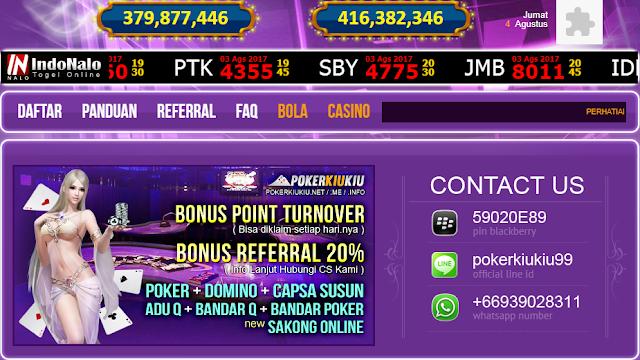 Judi Poker Online Terbaik Asia