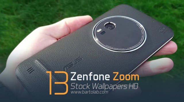 Asus Zenfone Zoom Stock Wallpapers