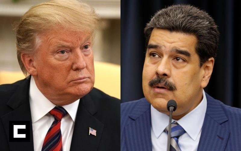 Trump impone bloqueo económico total a Venezuela