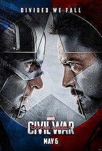 Baixar Filme Capitão América: Guerra Civil Dublado Torrent