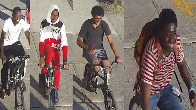 Policía de NY busca seis atracadores que se mueven en bicicletas