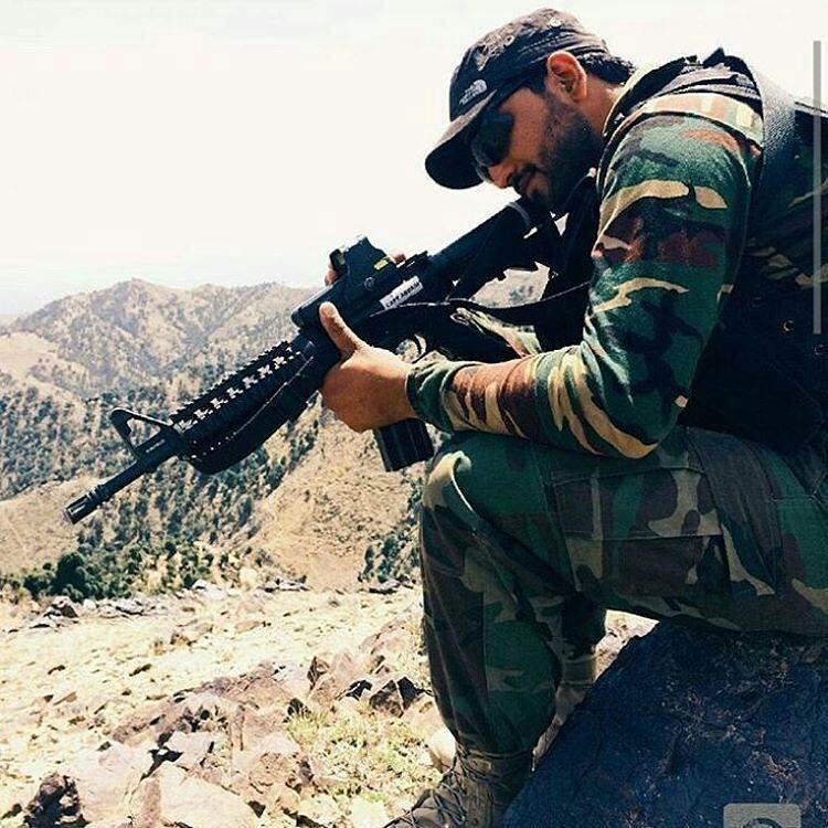 Top 20 SSG Commandos Photos