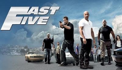 Fast Five (2011) Bluray Subtitle Indonesia